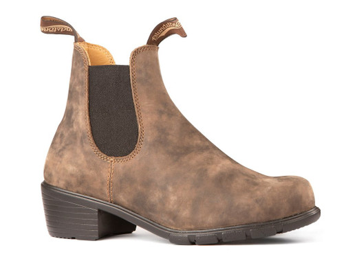 Blundstone 1677 Women's Series with Heel Rustic Brown *Free Shipping*