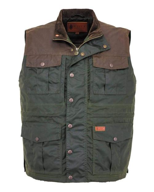 Outback Trading Brant Oilskin Vest
