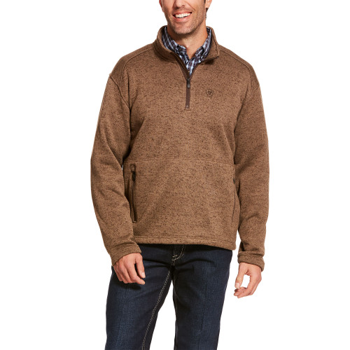 Men's Ariat Caldwell 1/4 Zip Sweater