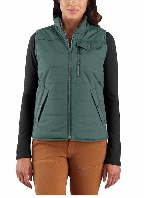 Women's Carhartt Utility Sherpa-Lined Vest