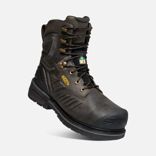 "Men's Keen CSA 8"" Philadelphia Insulated Waterproof Boot *FREE SHIPPING*"