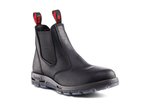Redback Bobcat Black Pull-On Boots *Free Shipping*