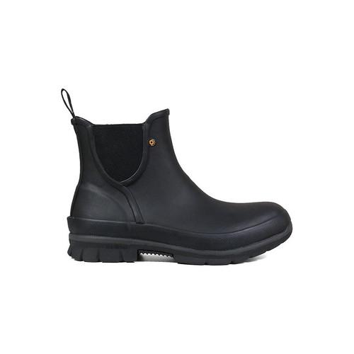 Women's Bogs Amanda Plush Slip-On Insulated Rain Boot