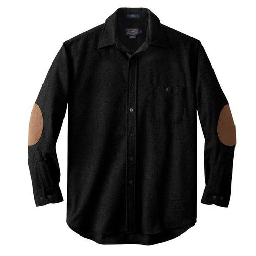 Men's Pendleton Trailshirt with Elbow Patch