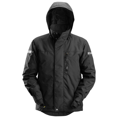 Snickers 1102 AllroundWork Waterproof Hooded Winter Coat