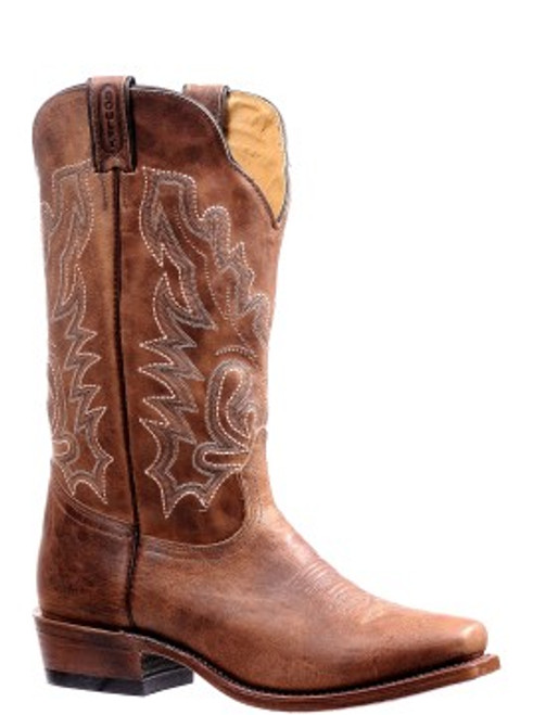 Men's Boulet Vintage Rust Cutter Toe Western Boot