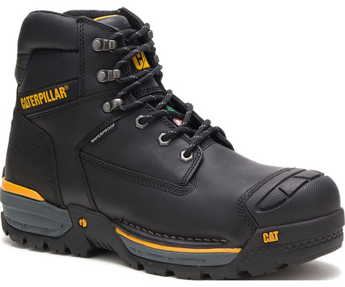 "Men's CAT Excavator LT 6"" Waterproof Work Boot"