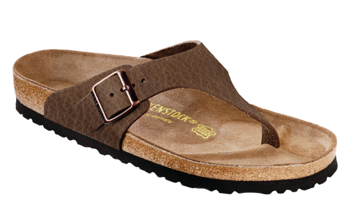 Birkenstock Como Camberra Old Tobacco Leather Sandal