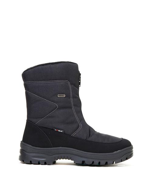Men's Attiba Zip Front Winter Boot with FlipGripz