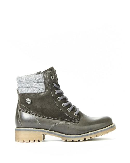 Bulle Women's Catser3 Grey Winter Boot