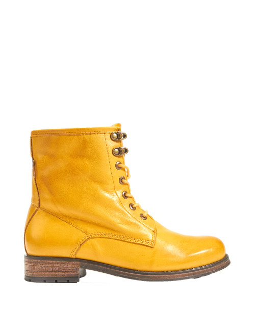 Bulle Women's Olibem 17D145M Yellow Winter Boot