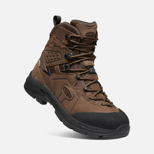 Men's KEEN Karraig Mid Waterproof Hiking Boots