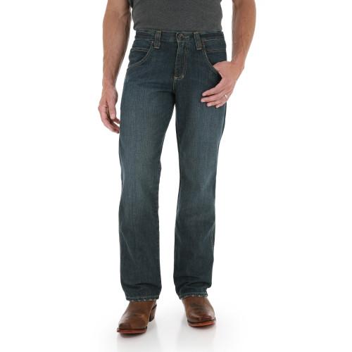 Wrangler Men's  Retro Relaxed Straight Leg Jeans