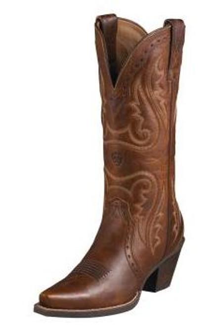 Women's Ariat Heritage X-Toe Western Boot