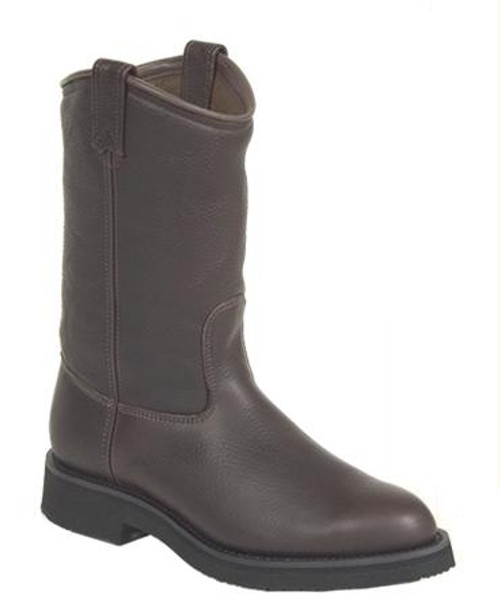 Canada West Men's Lined Pull-On Roper
