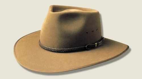 Akubra Cattleman Felt Hat