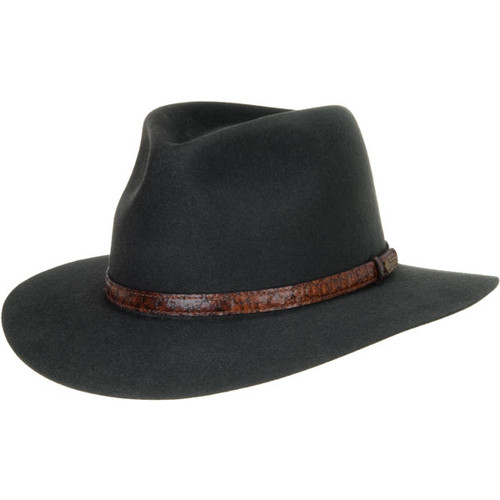 Akubra Banjo Patterson Felt Hat