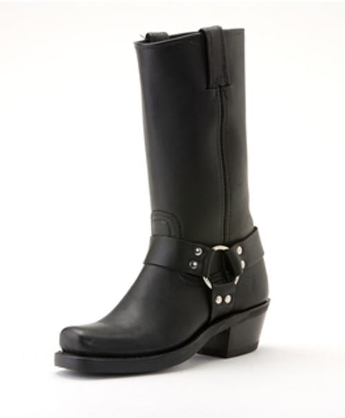 Women's Frye Black 12R Harness Boot