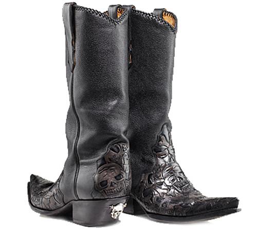 Liberty Boot Co.'s 42 Muertos Cowboy Boot