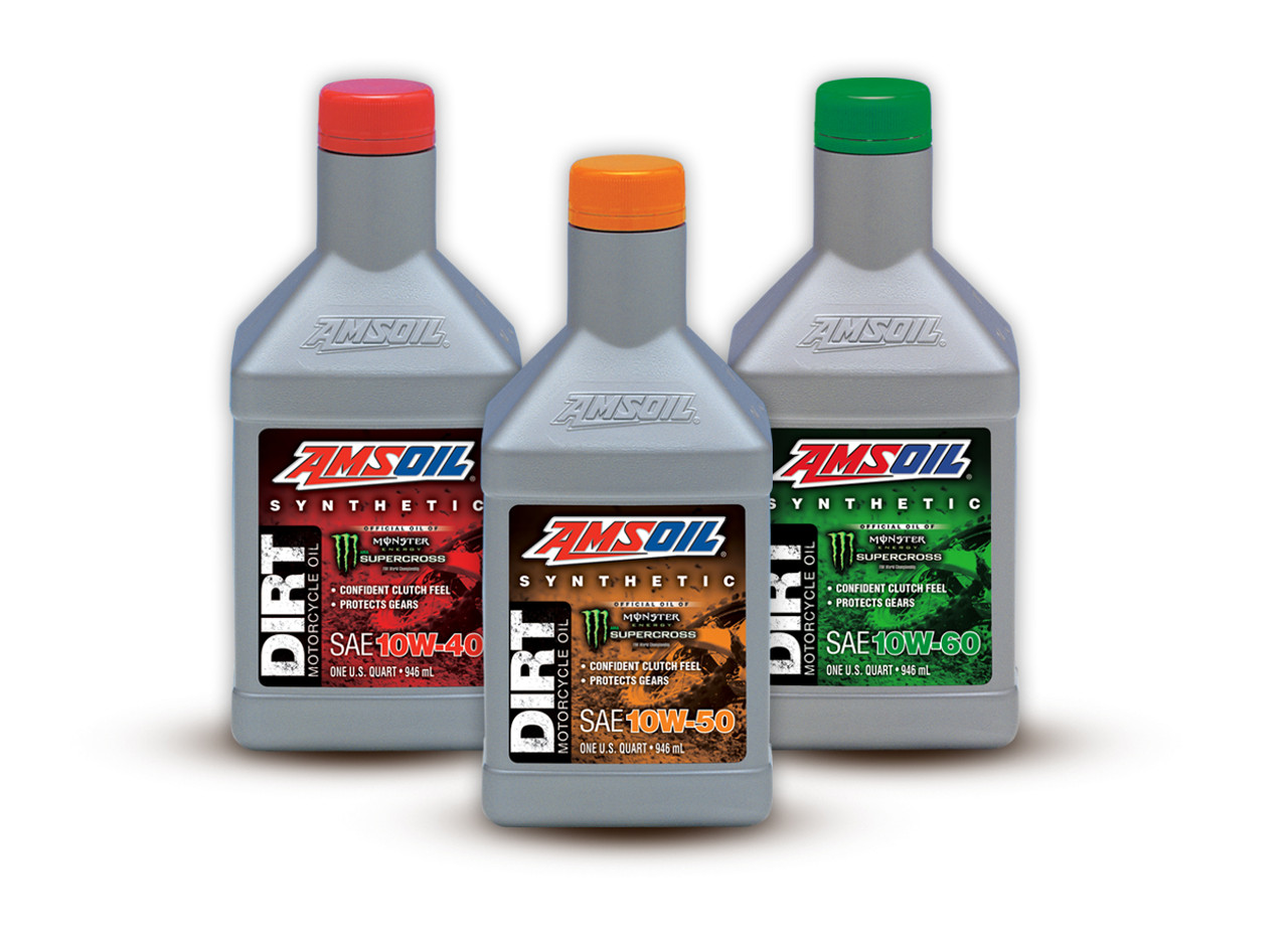 Amsoil Synthetic Dirt Bike Oil Css Central Speed Supply Llc