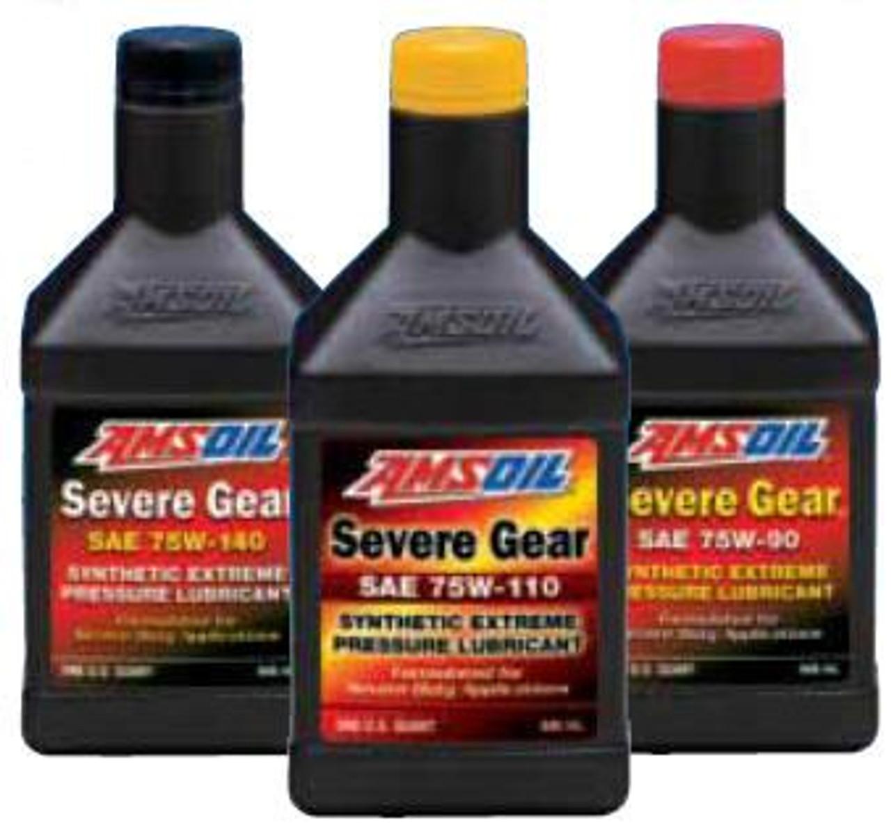Amsoil Severe Gear 75w 90 >> Amsoil Severe Gear 75w 90 Css Central Speed Supply Llc
