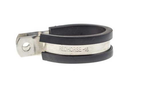 Redhorse -08 Cushioned Hose Clamp 10pcs/Package..