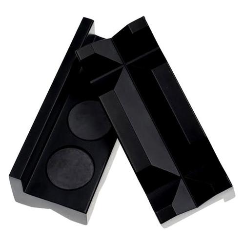 """Redhorse 4"""" Black Aluminum Vise Jaws"""