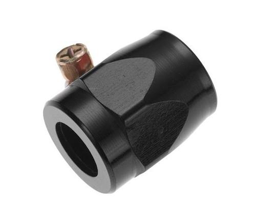 Redhorse -10 anodized hose finisher - black