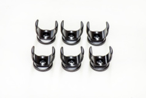 """NotcHead Restock Kit No Fastners 1/2"""" Heater Hose or -6 AC Line Soft Line Clamps with Hardware Qty. 12"""