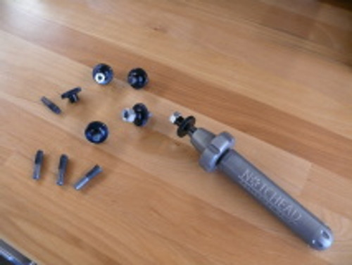NotcHead Nut Polishing Attachment Kit