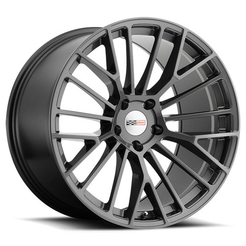 ASTORIA  18x10.0 5/120.65 ET37 CB70.3 HIGH GLOSS GUNMETAL
