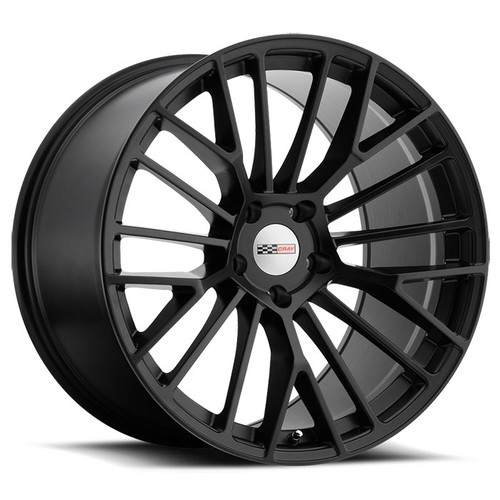 ASTORIA  18x10.0 5/120.65 ET37 CB70.3 MATTE BLACK