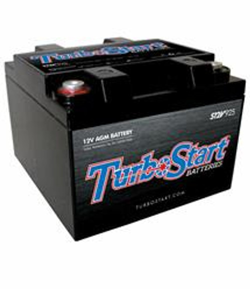 TurboStart Batterie 16V