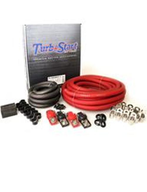 TurboStart Batterie Battery Relocation Kits