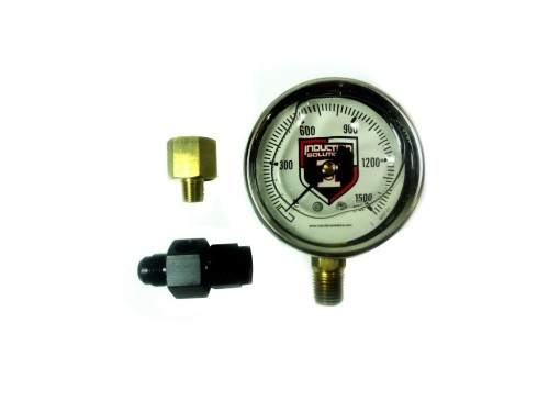 2.5 Inch Liquid Filled Gauge