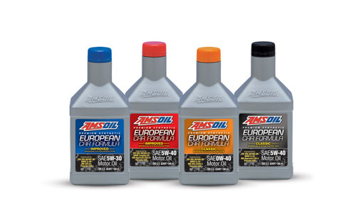 AMSOIL European Car Formula
