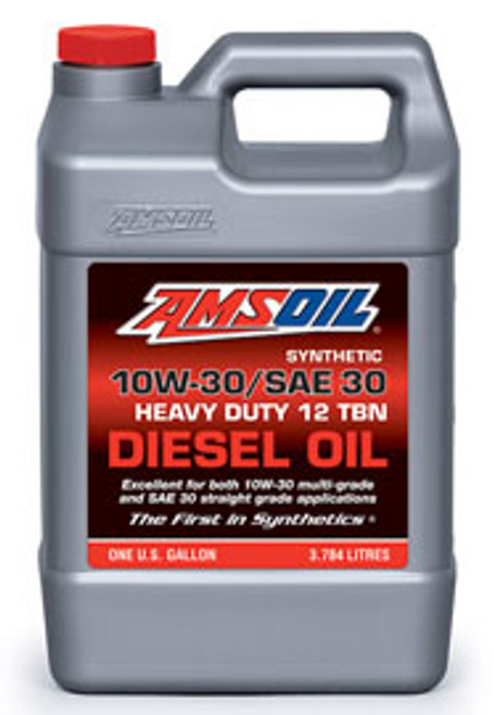 AMSOIL Heavy-Duty Diesel Oil