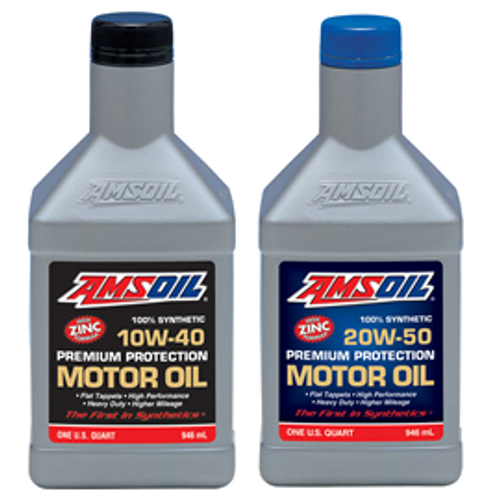 AMSOIL Premium Protection Synthetic Motor Oil