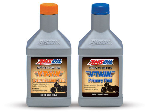 AMSOIL Synthetic V-Twin Transmission Fluid