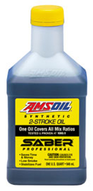 AMSOIL Saber Professional Synthetic 2-Stroke Oil