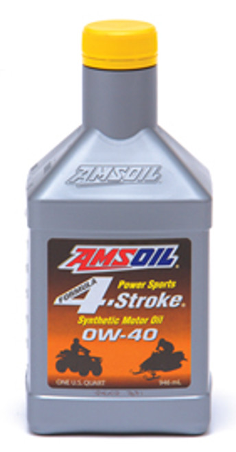 AMSOIL 4-Stroke Synthetic Motor Oil
