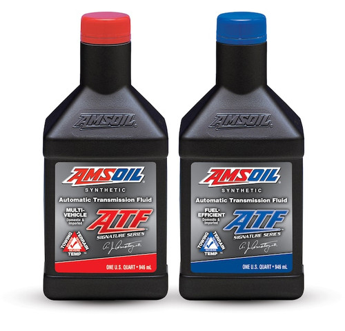 AMSOIL Signature Series Fuel-Efficient Transmission Fluid