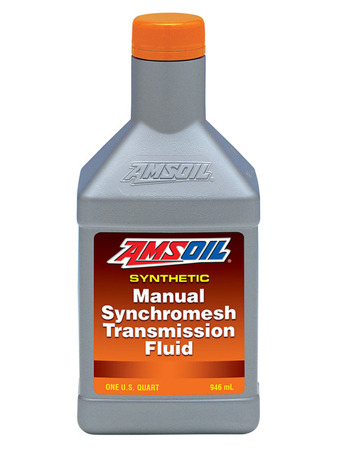 AMSOIL Manual Transmission Fluid 5W-30