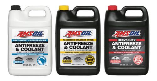 AMSOIL Passenger Car & Light Truck Antifreeze & Coolant
