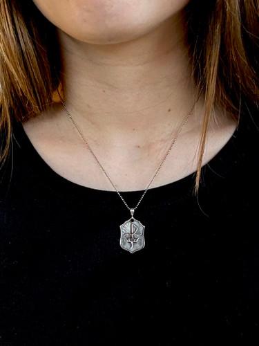 Tau-Rho Cross - Small