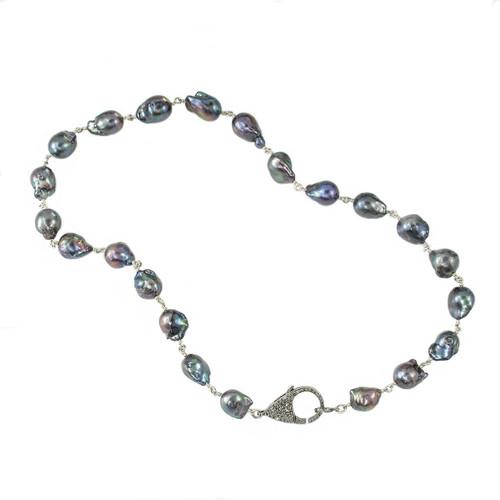 Baroque Rainbow Pearls