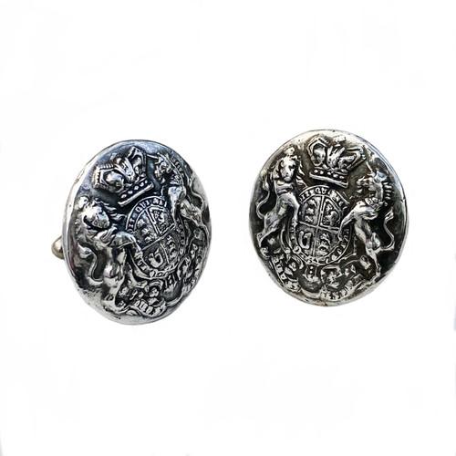Victorian Button Cufflinks