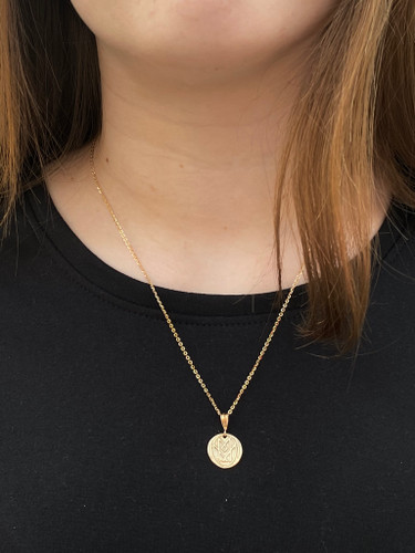 Mom-Small (Gold)