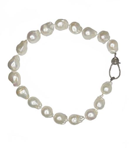 Elegant Baroque Pearls
