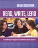 Read, Write, Lead